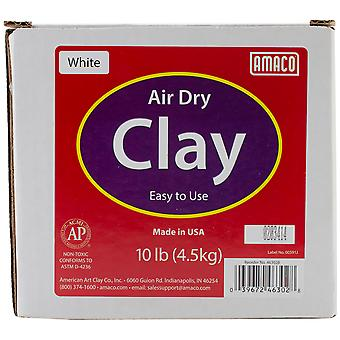 Air Dry Modeling Clay 10 Pounds White 4630 2B