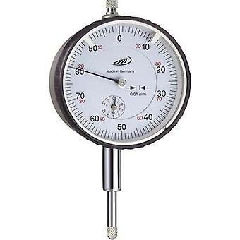 Dial gauge Helios Preisser 0701110 Reading range(s) 10 mm Reading 0,01 mm