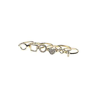 Multi-Assorted Ringe Set