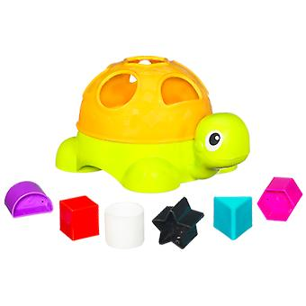 Playskool Turtle Forms (Toys , Preschool , Puzzles And Blocs)