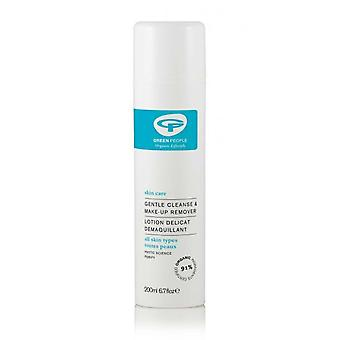 Green People Gentle Cleanser Cleansing