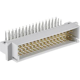 Edge connector (pins) DIN (PCB, System 23, IDC, Power) Total number of pins 48 No. of rows 3 FCI 1 pc(s)