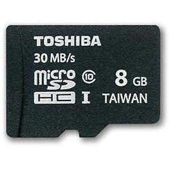 Toshiba Secure Digital Memory Card Micro Sd