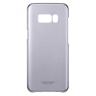 Samsung clear cover protective cover EF QG950CV for Galaxy S8 G950F sleeve pouch case violet
