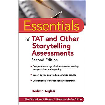 Essentials of TAT and Other Storytelling Assessments (Essentials of Psychological Assessment) (Paperback) by Teglasi Hedwig Kaufman Alan S.