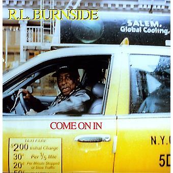 R.L. Burnside - Come on in [Vinyl] USA import