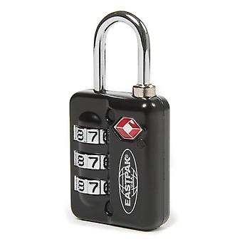 Eastpak Lock-It Luggage Lock - Black