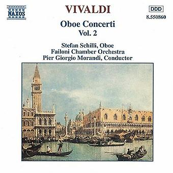 A. Vivaldi - Vivaldi: Oboe Concerti, importazione USA Vol. 2 [CD]