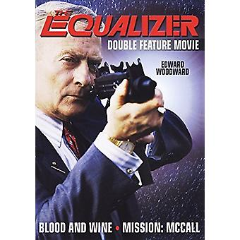 Equalizer: Double Feature film [DVD] USA importerer