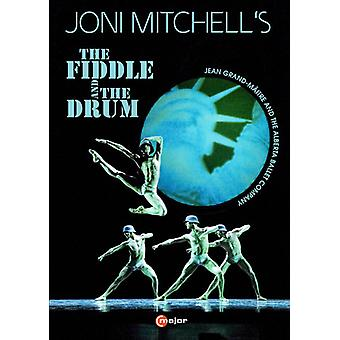 Various Artist - Fiddle & the Drum [DVD] USA import