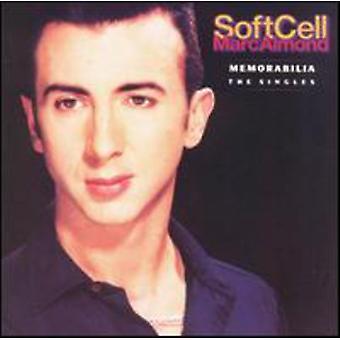Soft Cell/Marc Almond - Memorabilia-the Singles [CD] USA import