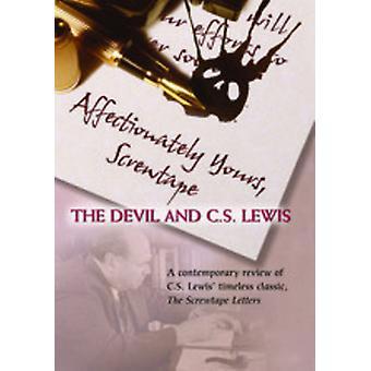 Kærligt Yours Screwtape: Djævelen & C.S. Lewis [DVD] USA importerer