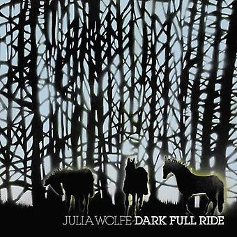J. Wolfe - Julia Wolfe: Mørke fuld Ride [CD] USA import