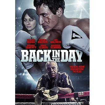 Tilbage i dag [DVD] USA Importer