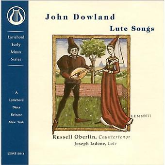 J. Dowland - Dowland: Lut sange [CD] USA import