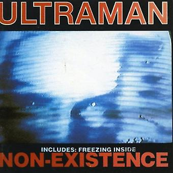 Ultraman - Non-Existence + Freezing Inside [CD] USA import