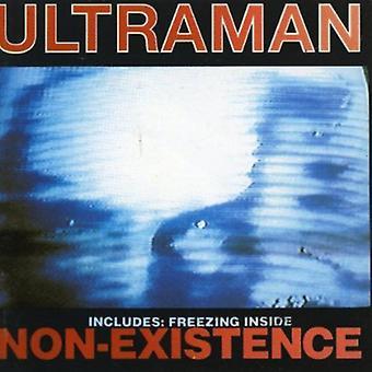 Ultraman - nieistnienia + zamrażania wewnątrz [CD] USA import