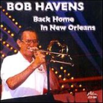 Bob Havens - Back Home i New Orleans [CD] USA import