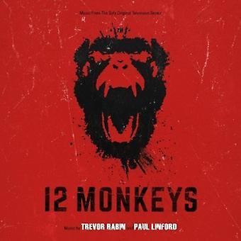 Soundtrack - 12 Monkeys (TV) [CD] USA import