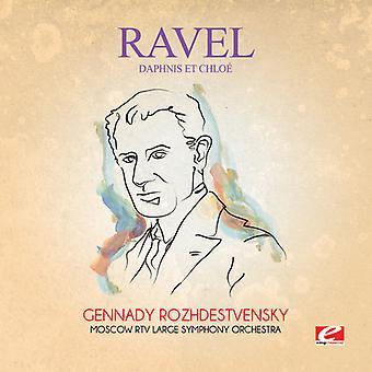 Ravel - Daphnis Et Chloe [CD] USA importerer