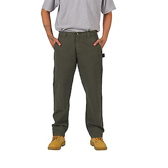 KEY Work Trousers - Green Mens Work Trousers Industrial Workwear Clothing