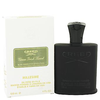 Creed Men Green Irish Tweed Millesime Spray By Creed