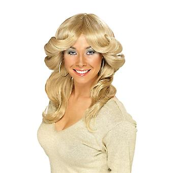 Hits disco 80s party wig 70s dancer