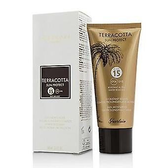 Guerlain Terracotta Sun Protect Sun Moisturiser Tan Prolonging Complex SPF15 - 100ml/3.3oz