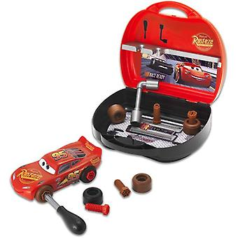 Smoby Maletín Herramientas Con Coche Cars 3 (Toys , Home And Professions , Professions)