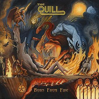 Quill - Born From Fire [CD] USA import