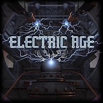 Elektrisk alder - elektriske alder [CD] USA importerer