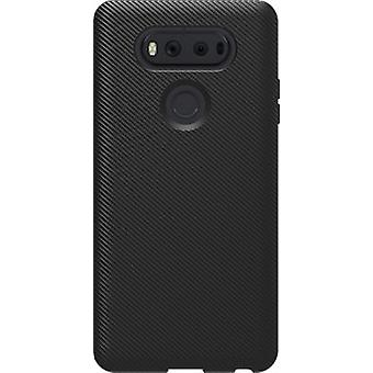 Verizon Textured Silicone Case for LG V20 - Black