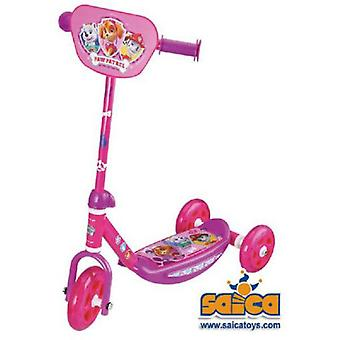 Saica Paw Patrol 3 Wheel Scooter Girl (Outdoor , On Wheels , Scooters)