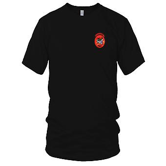 US Army - 2nd Battalion 3rd Aviation Regiment A Company Embroidered Patch - Ladies T Shirt