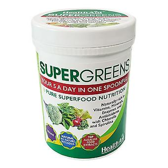 HealthAid, Super Greens Powder 200g