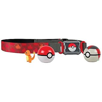 Tomy Clip n Carry Poké Ball Belt (Toys , Action Figures , Play Weapons And Accessories)