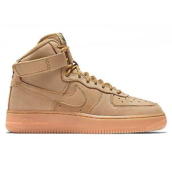 Nike Air Force 1 High Flax GS 922066 203 922066203 universal all year kids shoes