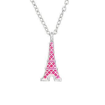 Eiffeltårnet - 925 Sterling sølv halskjeder
