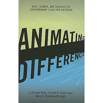 Unterschied von C. Richard König & Carmen R. LugoLugo & Mary K. BloodsworthLugo animieren