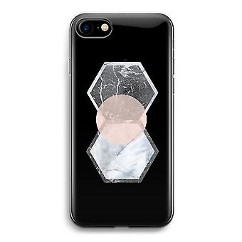 iPhone 7 Transparent Case (Soft) - Creative touch
