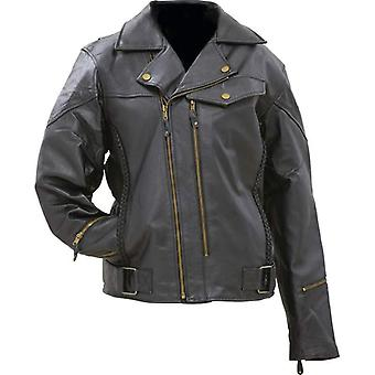Sydney Womens Leather Jacket