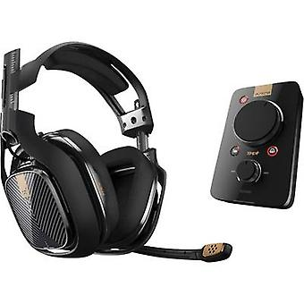 Gaming headset 3.5 mm jack Corded, Stereo Astro Gaming A40 TR Headset Over-the-ear Black