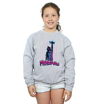Ready Player One Girls Parzival Key Sweatshirt