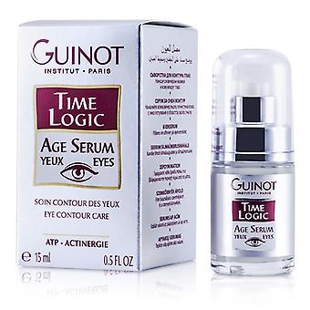 Guinot Time Logic Age sérum Yeux 15ml / 0,5 oz