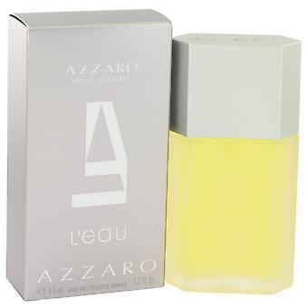 Azzaro L'eau Eau De Toilette Spray By Azzaro