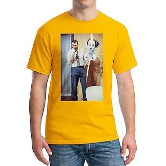 Married With Children Al Bundy Cartel Men's Gold T-shirt