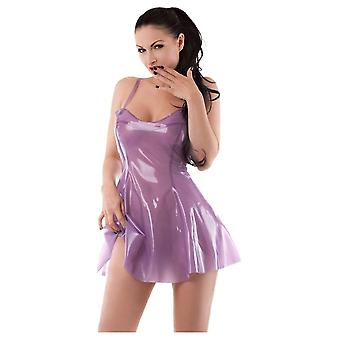 Westward Bound Sweet And Innocent Latex Rubber Dress.