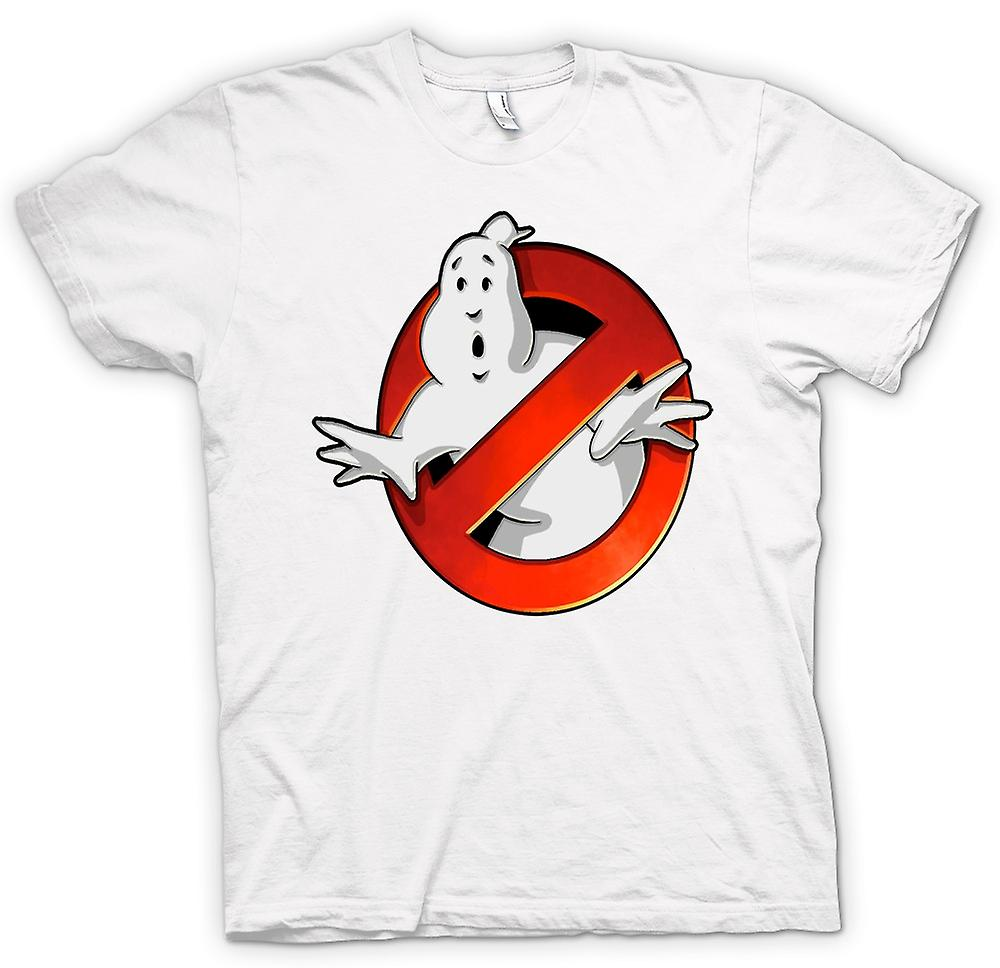 Mens T-shirt - Ghostbusters - Logo Bevel