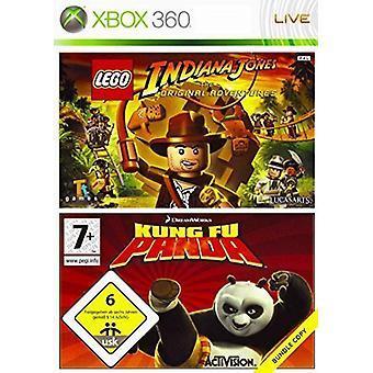 Kung Fu Panda Lego Indiana Jones Double Pack