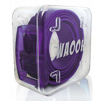 Waooh - belt plastic Waooh Violet